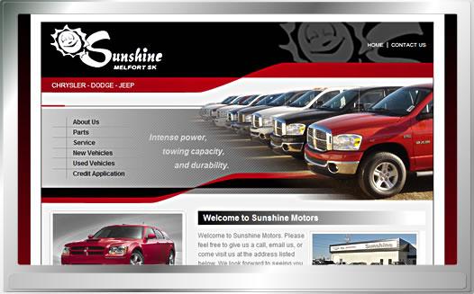 M R Website Design Clients